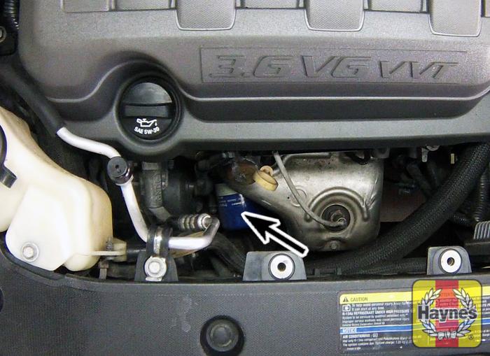Buick Enclave 2008 2015 36 V6 Oil Filter Change Haynes Rhhaynes: 2015 Buick Encore Oil Filter Location At Amf-designs.com