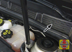Illustration of step: Check all the air intakes, removing any debris  - step 7