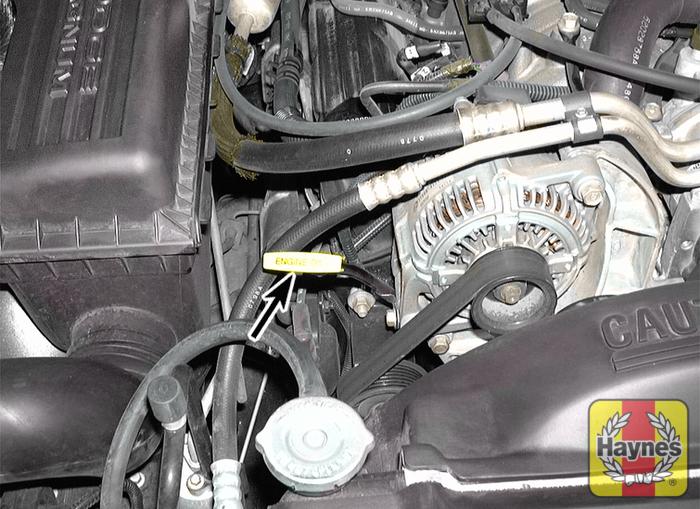 dodge dakota 2000 2004 3 9 v6 fluid level checks haynes rh haynes com 2001 Dodge Dakota Transmission Diagram 2004 Dodge Dakota Problems