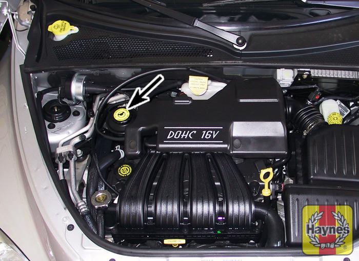 Chrysler Pt Cruiser 2001 2010 24 Checking Power Steering