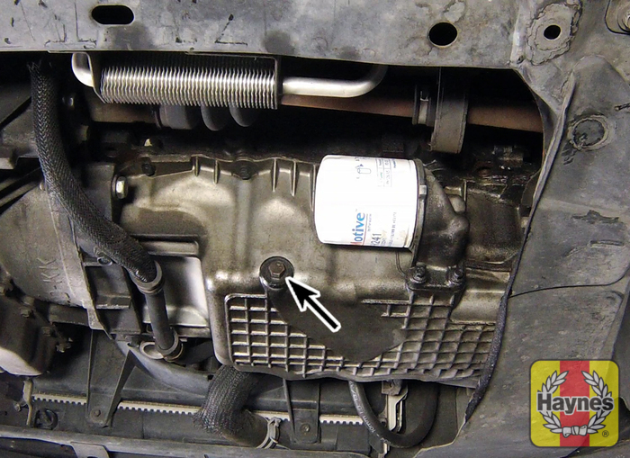 Chrysler Pt Cruiser  2001 - 2010  2 4 - Oil Change