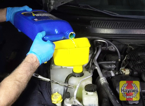 Illustration of step: Check the correct specification/antifreeze mixture in your car's handbook - step 4