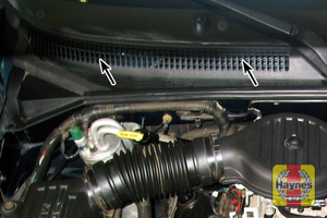 Illustration of step: Check all the air intakes, removing any debris  - step 6