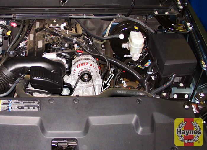 Gmc Sierra 1500 2014 2016 53 V8 Checking Power Steering Fluid Rhhaynes: Gmc Acadia Power Steering Pump Location At Elf-jo.com