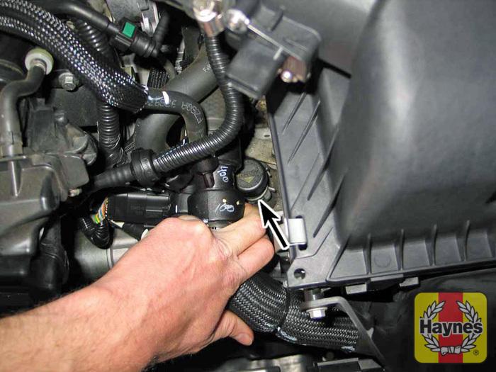 Ford Five Hundred 2005 2007 3 0 V6 Fluid Level